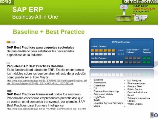 """RDS for SAP ERP: el """"diario"""" del producto donde se puede leer toda su historia, por Altim"""